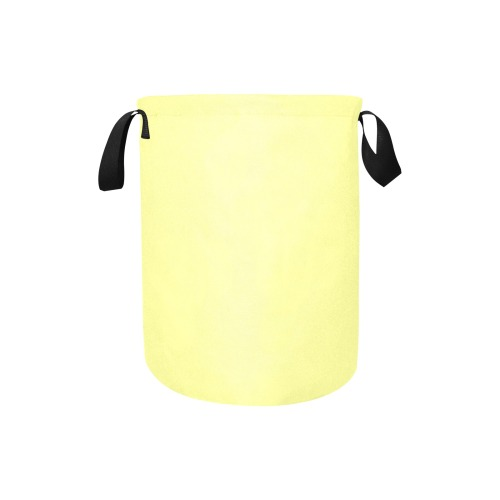 color canary yellow Laundry Bag (Small)