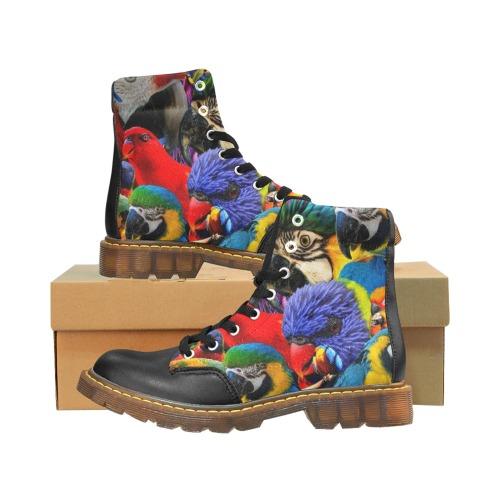 PARROTS Apache Round Toe Men's Winter Boots (Model 1402)