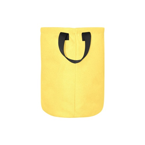 color mustard Laundry Bag (Small)