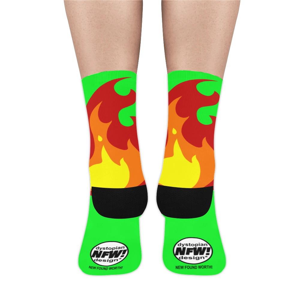 NFW! FIRE Trouser Socks